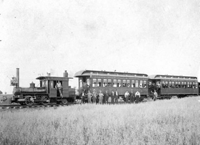 George Stephenson-railroad line