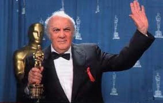 Oscar onorario alla carriera