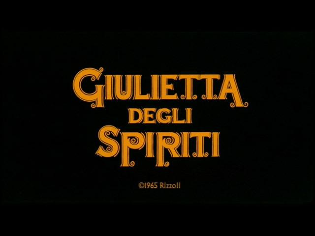 """""""Giulietta degli Spiriti,"""" nei colori!"""