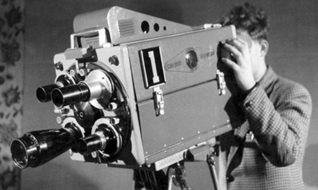 Regular colour television broadcasts begin in UK.