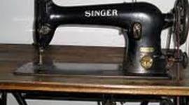 Sewing Machiene timeline
