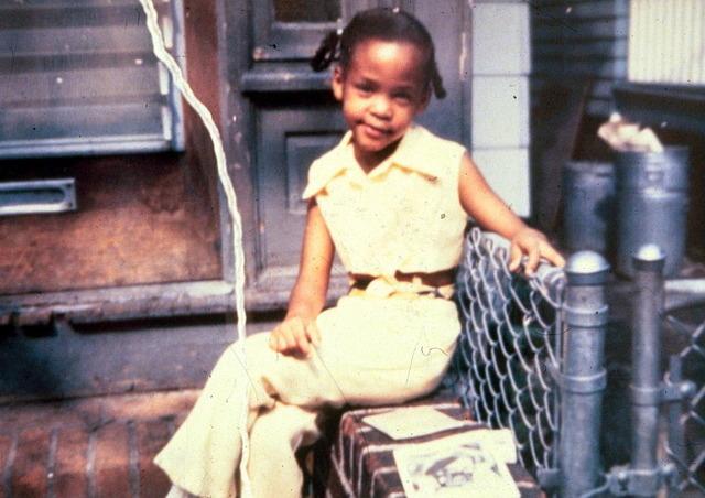 Whitney Houston is born