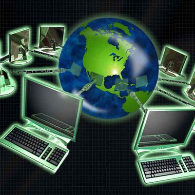 Historia de las TIC y e learning timeline