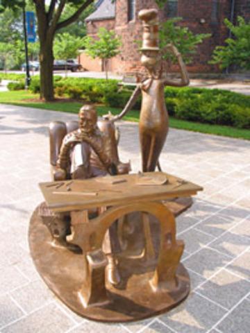 Dr. Seuss National Memorial and Sculpture Gardens open