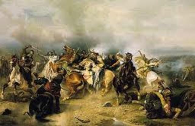 Slaget vid lutzen.