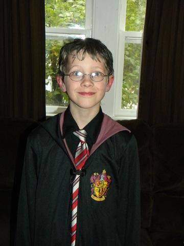 Harry Potter for Halloween