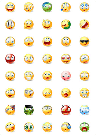 Emoticons were used for the first time.
