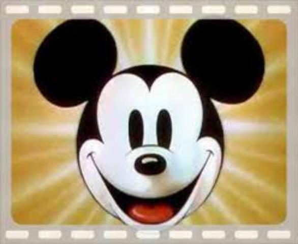 Πρώτη ταινία Μίκι Μάους