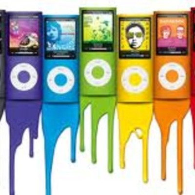 The iPod. timeline