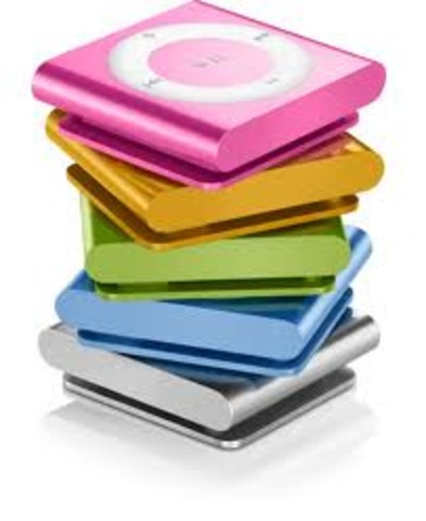 Apple unveils a wearable new iPod shuffle with built-in clip