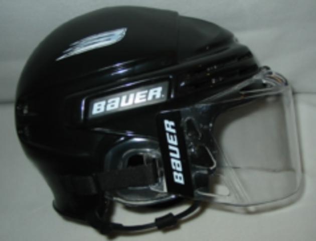 Helmet with Visor