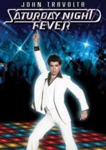 Saturday NIght Fever came out