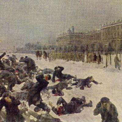 Rusia: 1904-1918 timeline