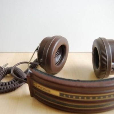 Headphone History timeline