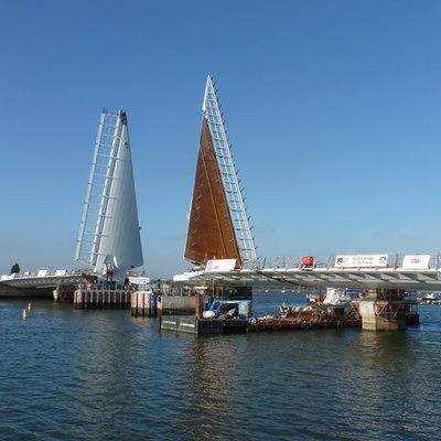Twin Sails Bridge timeline