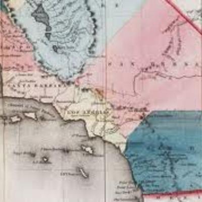 Santa Anna History timeline