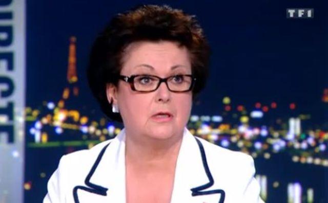 Christine Boutin rallie Nicolas Sarkozy