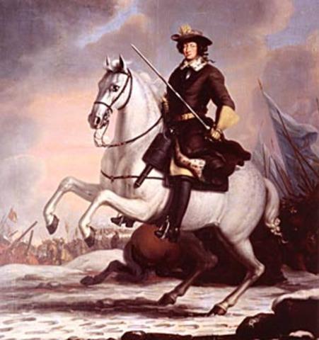 Karl XI :s tid.