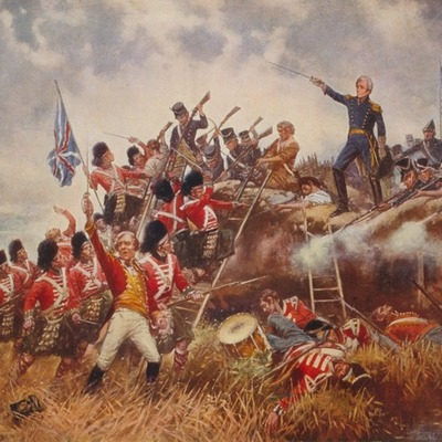 The War of 1812 timeline