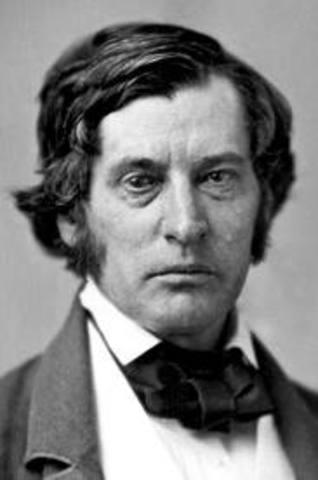 1854 Kansas-Nebraska Act1856 Senator Charles Sumner Speech
