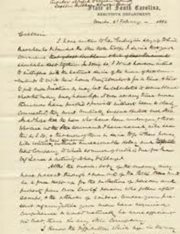 February 1861 Crittenden