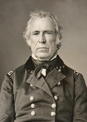 1850 President Taylor