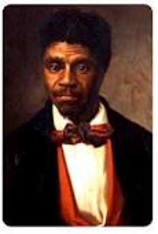 1856 the case of Dred Scott