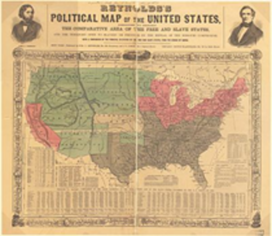 1854 Kansas-Nebraska Act