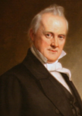 1856 James Buchanan