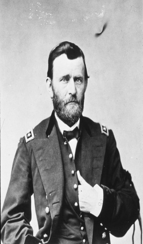 March 1864 – General Grant commander of all the Union Armies