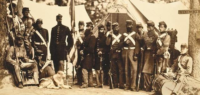 April 14, 1861 Lincoln calls out the Militia