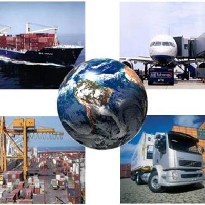Evolución del Comercio Internacional timeline