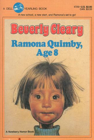 1985-1986 - Beverly Clearly Books