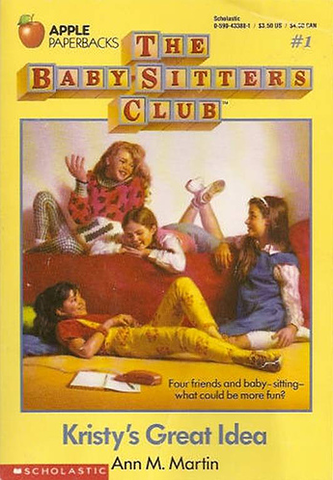 1989, 1990 - Babysitter Club and Sweet Valley High