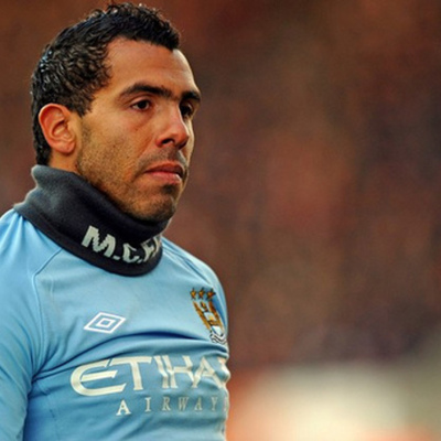 Tevez in England - European Highs and Miserable Lows timeline