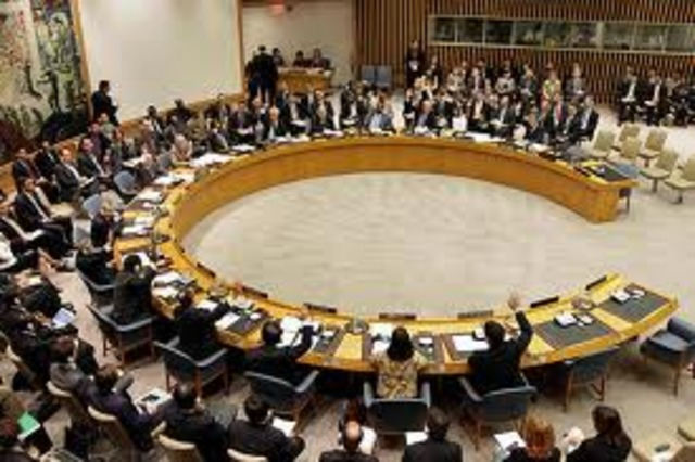 UN security council imposes sanctions on Iran's trade in sensitive nuclear materials and technology