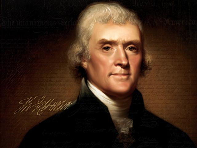 Thomas Jefferson Contirubutes to Two Term Limit