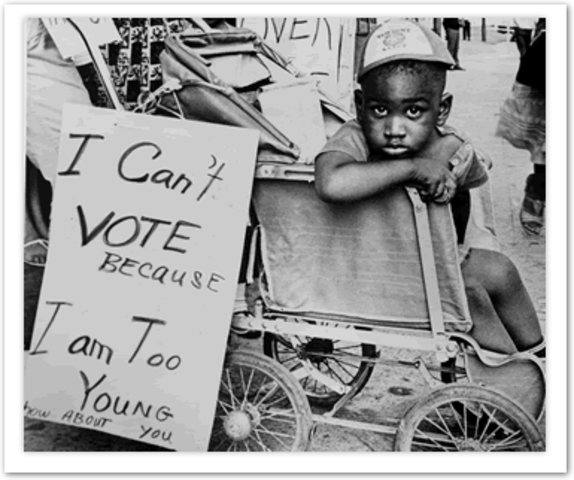Richard nixon signs law effectively lowering the voting age to eighteen