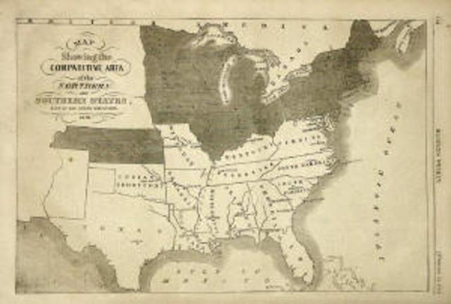 1861 Confederate States of America