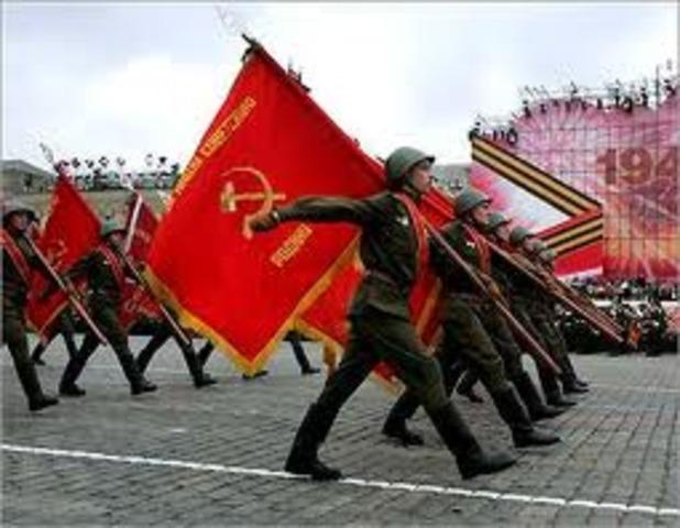 The Soviet Period begins