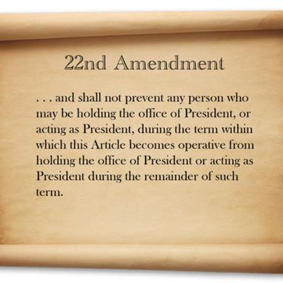 The 22nd Amendment timeline
