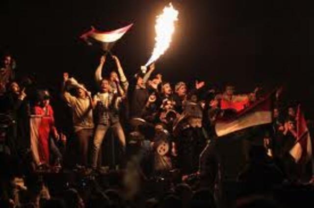 Egypt: Mubarak Resigns