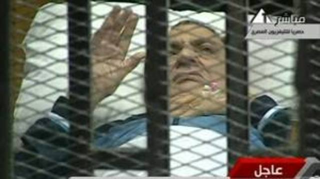 Egypt: Mubarak returns to court