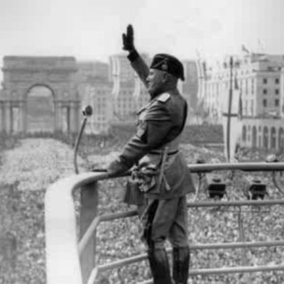 storia del fascismo timeline