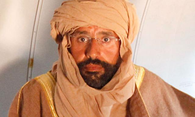 Gaddafi's intelligence chief captured in southern desert