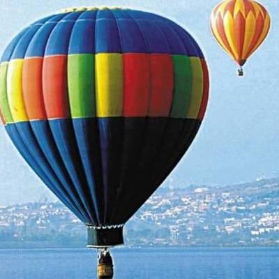 Εξέλιξη Αερόστατου timeline