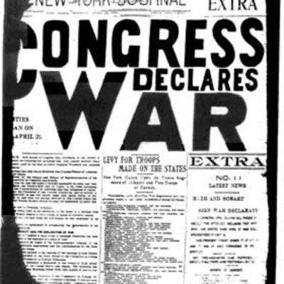 The Spanish-American War timeline