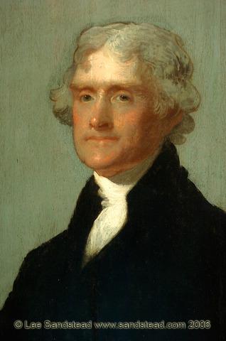 Thomas Jefferson Contribution