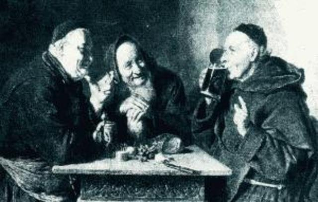Η μπύρα τον μεσαίωνα
