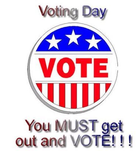 record voting!
